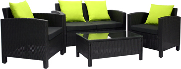 Комплект садовой мебели Garden4you Sicilia 2764 - Общий вид
