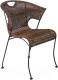 Кресло садовое Garden4you Billy 27673 (коричневый) -