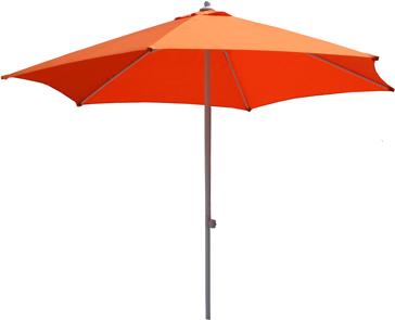 Зонт садовый Garden4you PUSH-UP 10482 - Общий вид