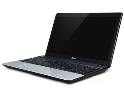 Ноутбук Acer Aspire E1-571G-B9604G50Mnks - сбоку