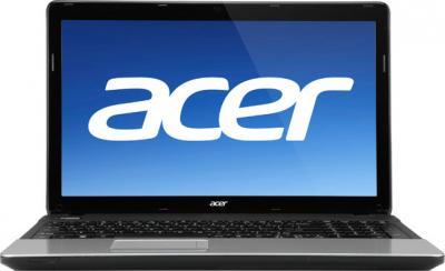 Ноутбук Acer Aspire E1-531-B9704G50Mnks - фронтальный вид