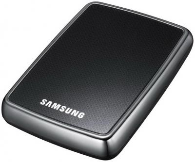 Внешний жесткий диск Samsung S2 Portable 750GB (HX-MUD75DA/G22) - общий вид