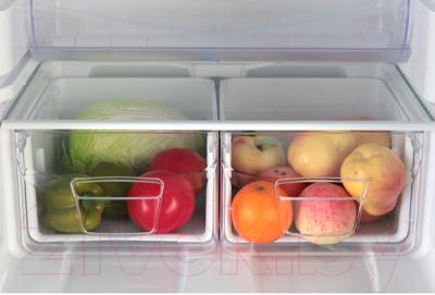 Холодильник с морозильником Indesit IB 201 S