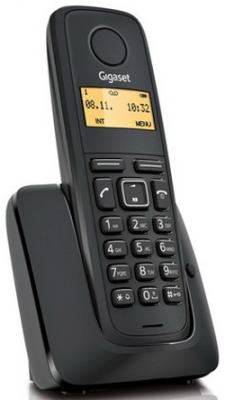Беспроводной телефон Gigaset A120А - общий вид