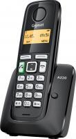 Беспроводной телефон Gigaset A220 (Black) -