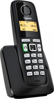 Беспроводной телефон Gigaset A220А - вид сбоку