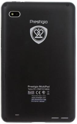 Планшет Prestigio MultiPad 7.0 (PMP7074B3G) - вид сзади