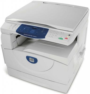 МФУ Xerox WorkCentre 5020/DB - общий вид