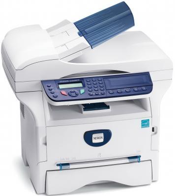 МФУ Xerox Phaser 3100MFP/X - общий вид