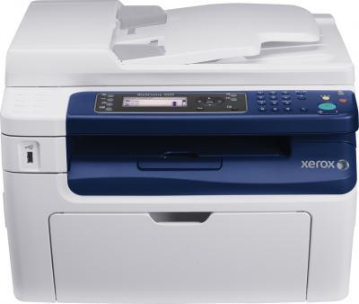 МФУ Xerox WorkCentre 3045NI - фронтальный вид