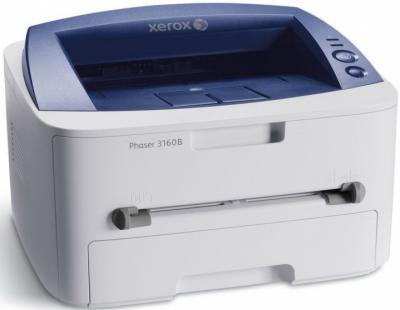 Принтер Xerox Phaser 3160B - общий вид