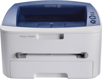 Принтер Xerox Phaser 3160N - общий вид