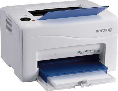 Принтер Xerox Phaser 6010N - общий вид слева