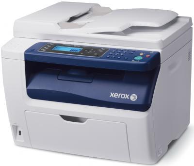МФУ Xerox WorkCentre 6015N - общий вид