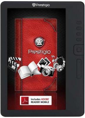 Электронная книга Prestigio PER3172B (microSD 4Gb) - фронтальный вид