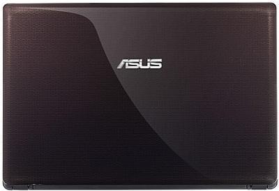 Ноутбук Asus K43TK-VX009D (90NBPL218W25126013AC) - вид на крышку