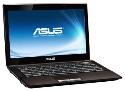 Ноутбук Asus K43TK-VX009D (90NBPL218W25126013AC) - повернут