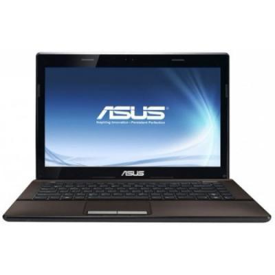 Ноутбук Asus K43TK-VX009D (90NBPL218W25126013AC) - спереди