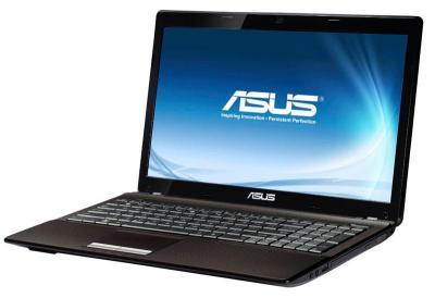 Ноутбук Asus X53BR-SX020D (90N8SI218W21226013AC) - общий вид