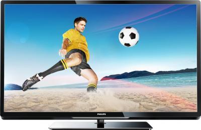 Телевизор Philips 32PFL4007T/60 - вид спереди