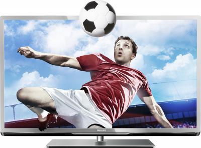 Телевизор Philips 32PFL5507T/60 - вид спереди