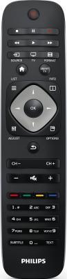 Телевизор Philips 32PFL5507T/60 - пульт управления