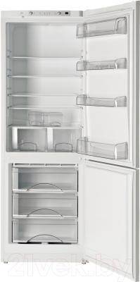 Холодильник с морозильником ATLANT ХМ 6224-000