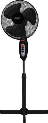 Вентилятор Scarlett SC-376 (черный) - Общий вид
