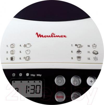 Хлебопечка Moulinex OW1101 - дисплей