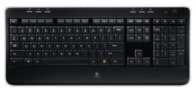 Клавиатура+мышь Logitech Wireless Combo MK520 - клавиатура