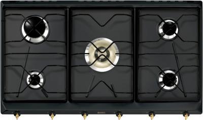 Газовая варочная панель Smeg SRV896A - Общий вид