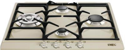 Газовая варочная панель Smeg SR764PX - Общий вид