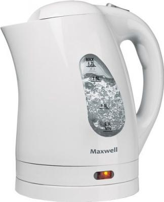 Электрочайник Maxwell MW-1014 (белый) - Общий вид
