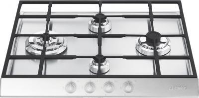 Газовая варочная панель Smeg PTS605-3 - Общий вид