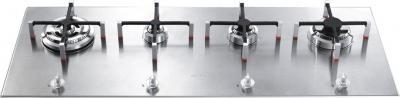 Газовая варочная панель Smeg PX140 - Общий вид
