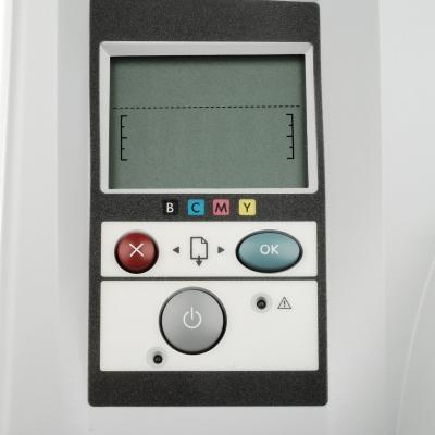 Принтер HP Designjet 111 (CQ533A) - экран