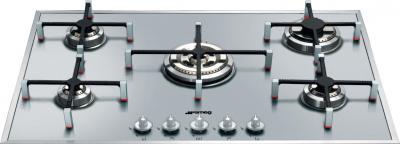 Газовая варочная панель Smeg PX750 - Общий вид