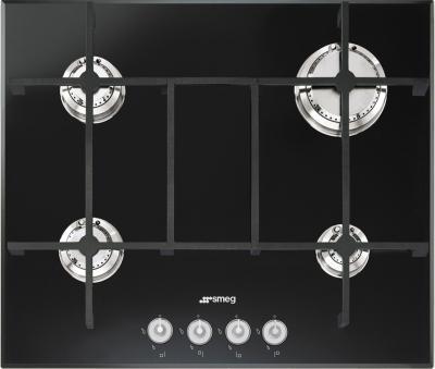 Газовая варочная панель Smeg PV640N - Общий вид