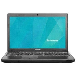 Ноутбук Lenovo IdeaPad G575 (59-313765) - Вид спереди