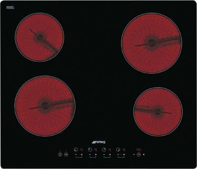 Электрическая варочная панель Smeg SE2640TD2 - Общий вид