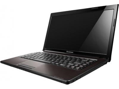 Ноутбук Lenovo G570 (59320203) - Вид сбоку