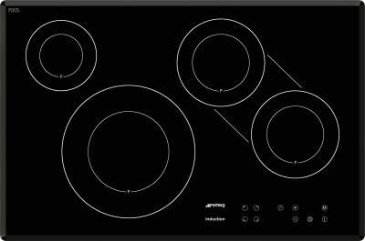 Индукционная варочная панель Smeg SE2842ID3 - Общий вид