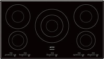 Индукционная варочная панель Smeg SE2951ID1 - Общий вид
