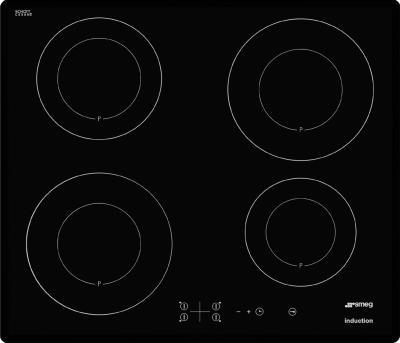 Индукционная варочная панель Smeg SI3644D - Общий вид
