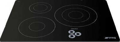 Индукционная варочная панель Smeg SI733D - Общий вид