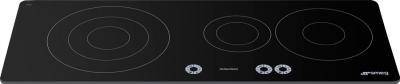 Индукционная варочная панель Smeg SI933D - Общий вид