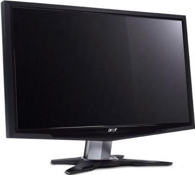 Монитор Acer G245HQBID (ET.UG5HE.019) - общий вид