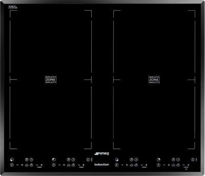 Индукционная варочная панель Smeg SIM62BDE - Общий вид