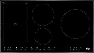 Индукционная варочная панель Smeg SIM91B - Общий вид