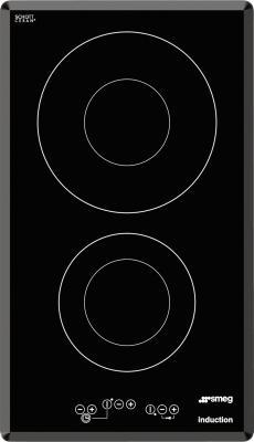 Индукционная варочная панель Smeg SE2320ID1 - Общий вид